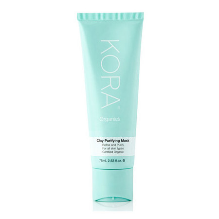 KORA Organics Clay Purifying Mask