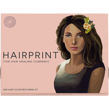 Hairprint True Color Grey Hair Restorer for Women