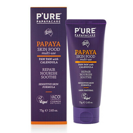 PURE Papaya Care Ointment with Calendula Tube
