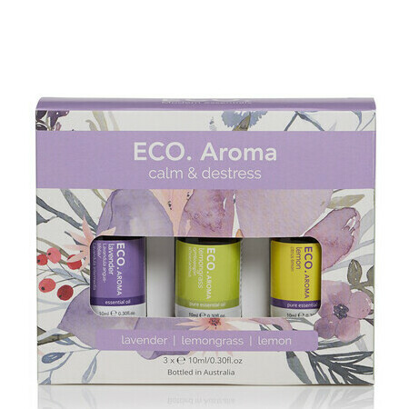 ECO. AROMA Calm & Destress Pack