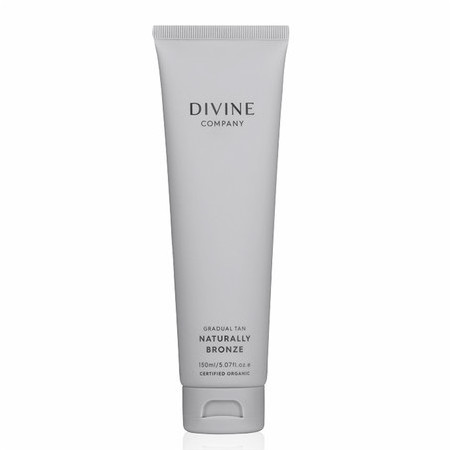 The Divine Company Naturally Bronze Certified Organic Tanning Cream