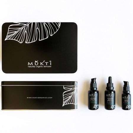 Mukti 3-Step Antioxidant Collection