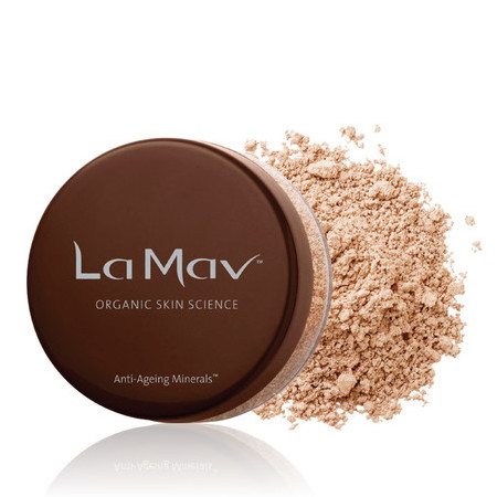 La Mav Anti-Ageing Mineral Foundation - Light-Medium