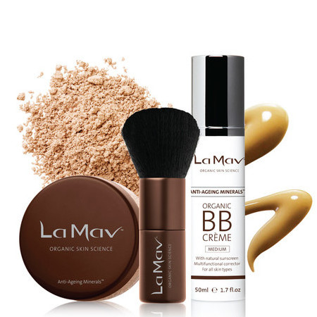La Mav Anti-Ageing Minerals™ Be Beautiful Starter Kit - Medium
