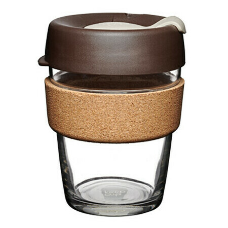KeepCup Brew Limited Edition Cork - Medium - Almond