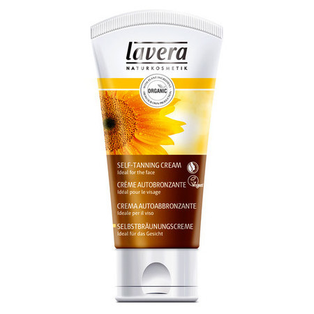 Lavera Organic Self-Tanning Face Cream