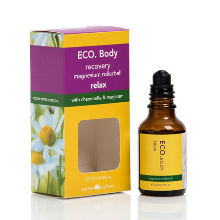 ECO. Body Recovery Magnesium Rollerball - Relax