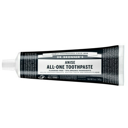 Dr Bronner's All-One Toothpaste - Anise