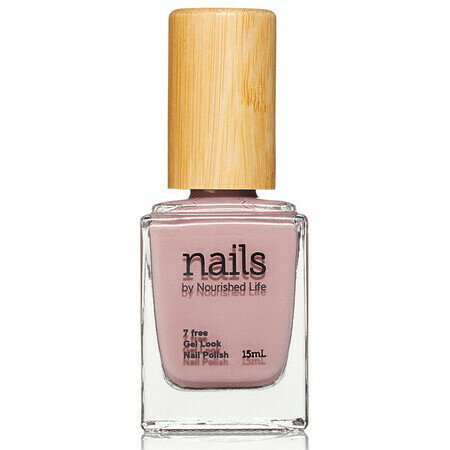 Life Basics Breathable Nail Polish - I Like to Mauve it, Mauve it