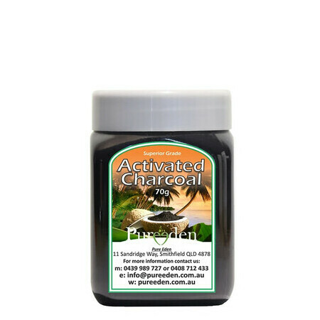 Pure Eden Activated Charcoal