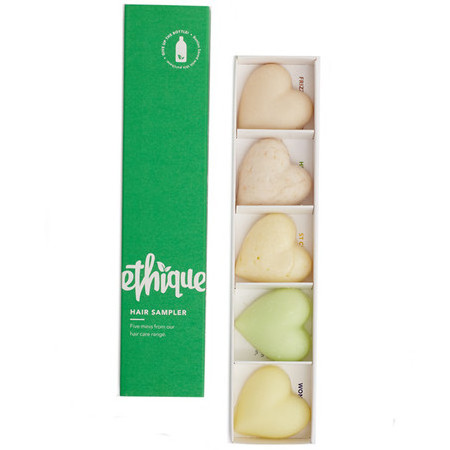 Ethique Hair Sampler - A Collection of Ethique Hair Products