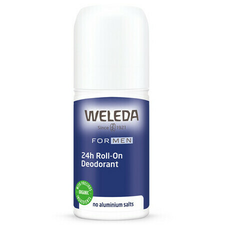 Weleda Men 24h Roll-On Deodorant