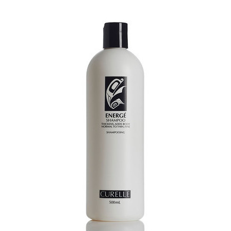 Curelle Energe Natural Volumising Shampoo