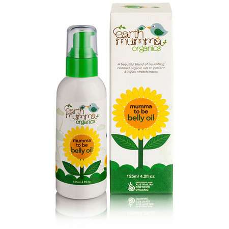 Earth Mumma Organic Mumma To Be Belly Oil