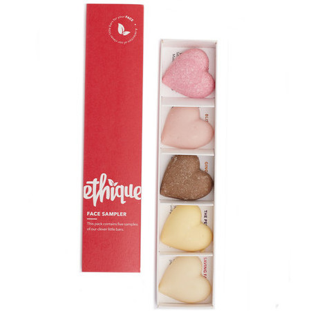 Ethique Face Sampler - A Collection of Ethique Face Products