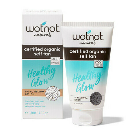 WOTNOT Natural Self-Tanning Lotion