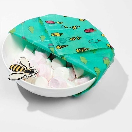 Sustomi Beeswax Wrap - 1 Medium Single
