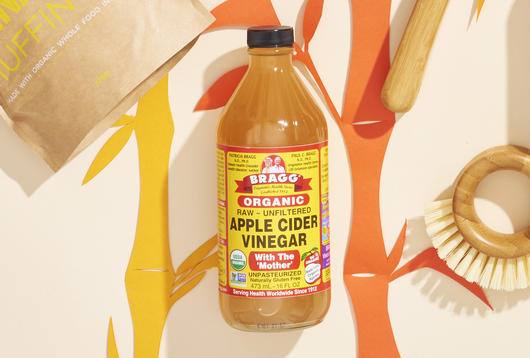 Braggs organic raw apple cider vinegar drink