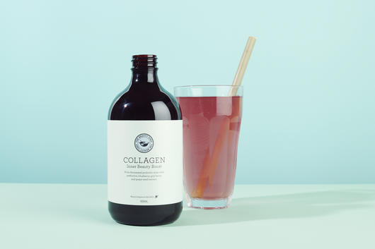 Vegan collagen supplement
