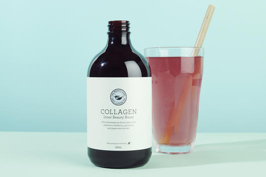 Beauty chef collagen drink