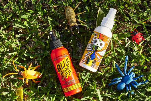 Kids natural insect repellent sprays