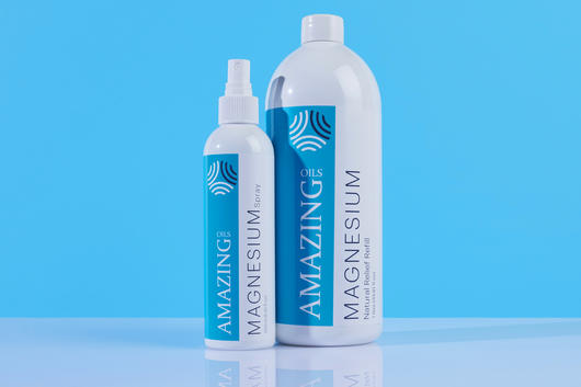 Amazing Oils magnesium chloride oil spray