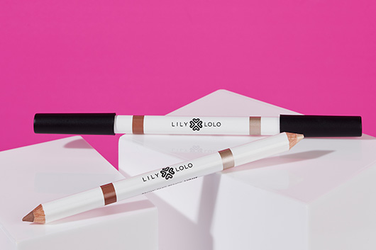 Lily Lolo Brow Duo Pencil - Light