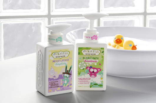 All about the new jack n jill kids bath range nourished - Jack n jill bath ...