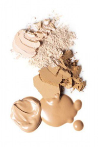 Receive a FREE Sample of  Mineral Makeup when you send your old Makeup