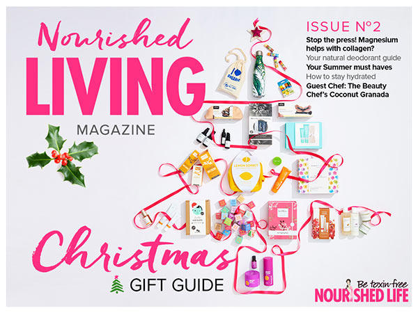 Christmas Gift Guide Magazine.Nourished Living Magazine Nourished Life Australia