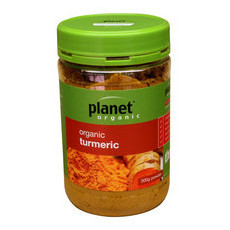Planet Organic Turmeric Powder