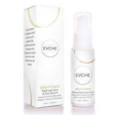 EVOHE elluminate - Refining Face & Eye Serum