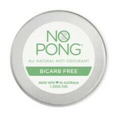 No Pong All-Natural Anti-Odourant - BICARB FREE