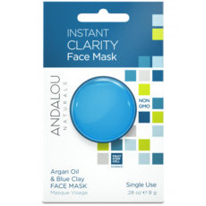 Andalou Naturals Pods - Instant Clarity Face Mask (Single Use)