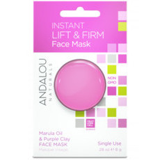 Andalou Naturals Pods - Instant Lift & Firm Face Mask (Single Use)