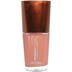 Mineral Fusion Nail Polish - Juicy Peach