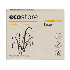 Ecostore Boxed Soap - Lemongrass