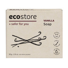 Ecostore Boxed Soap - Vanilla