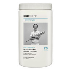 Ecostore Laundry Soaker & Stain Remover - Fragrance Free