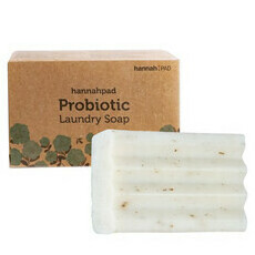 hannahpad Probiotic Laundry Soap