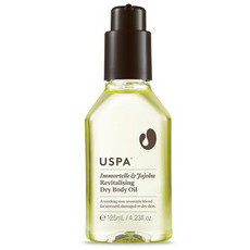 Uspa Revitalising Dry Body Oil - Immortelle & Jojoba