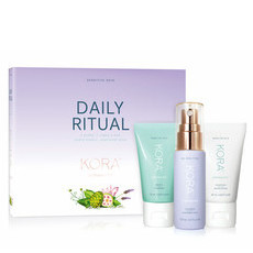 KORA Organics Daily Ritual Kit - Sensitive Skin