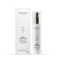 Madara Deep Moisture Regenerating Night Cream