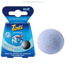 Tinti Magic Bath - Blue