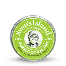 Sven's Island Barefoot Balsam Soothing Foot Cream
