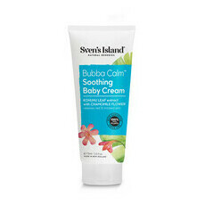 Sven's Island Bubba Calm Sensitive Baby Cream
