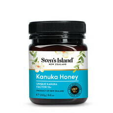 Sven's Island Kanuka Honey