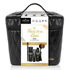 Inika Limited Edition Face in a Case - Beige