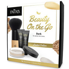 Inika Limited Edition Beauty on the Go - Dark