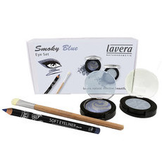 Lavera Limited Edition Smoky Blue Eye Set